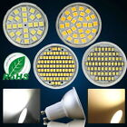 GU10 60/80/24/30 SMD LED 120°WIDE ANGLE ALUMINUM Dimmable Downlight BULB LAMP 6w