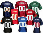 Reebok Womens NFL Football Fashion Dazzle Jersey - Colts, Broncos, Jets & more!