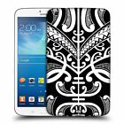 HEAD CASE DESIGNS SAMOAN TATTOO CASE COVER FOR SAMSUNG GALAXY TAB 3 8.0 T311