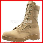 Made in USA Belleville 390 Desert Military Army Hot Weather Tan GI Combat Boots