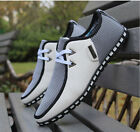 New Fashion England Men's Breathable Recreational Shoes Casual shoes EU39-44
