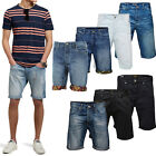 JACK AND JONES JEANS MENS & BOYS DENIM SHORTS - NEW & 100% ORIGINAL
