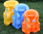 Baby Kid Beach Inflatable Swim Safe Vest Life Jacket Pool Float Aid Suit New