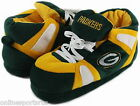 Green Bay Packers Sneaker Slippers Hi Top Boot Comfy Feet