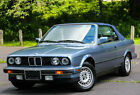 BMW : 3-Series SPORT Packag 1989 BMW 325ic 325 E30 Convertible LOW 50K mi RARE Sport Package Southern CARFAX