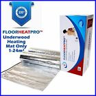 Electric Underwood Under Laminate Heating Mat 140w ALL SIZES 1-24m² - MAT ONLY
