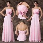 ON SALE~Women's Formal Party Bridesmaid Wedding Cocktail Evening Long Prom Dress