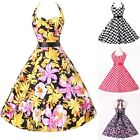 Femmes New Pin Up Retro Vintage Rockabilly années 50s 60s polka dot Swing Robes