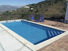 SELF CATERING HOLIDAY VILLA IN SPAIN SLEEPS 8 UK TV WIFI AIR CON PRIVATE POOL.