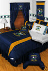 Notre Dame Comforter and Sham Set Sidelines Twin Full Queen King