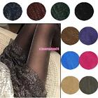 Sexy Women Silver Glitter Shimmer Shiny Sexy Pantyhose Stockings Skinny Tights