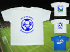 COLCHESTER UNITED Football Baby/Kids/Childrens T-shirt Top Personalised-Any team