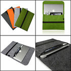 New Smart laptop Felt Sleeve Case Cover Bag for Apple MacBook Pro, Retina & Air