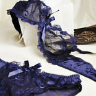 New Sexy Transparent Underwear Suit/Lady Seduction Bra/Thin Lace Bra Sets