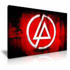 MUSIC & DANCE Linkin Park 1 Canvas Framed Print Wall Art ~ More Size