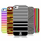 HEAD CASE DYNAMIC STRIPES TPU GEL BACK CASE COVER FOR APPLE iPHONE 5C