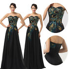 Fashion Womens Bridesmaid Dress Formal Evening Prom Dresses Cocktail Party Gowns