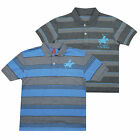 RED TAG Boys Kids T-Shirt 100% Cotton Short Sleeve Stripe Pattern Polo Horse