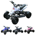 Mini Moto Quad 49cc Kids Bike Restrictable Throttle Latest Model 2014 50cc Auto