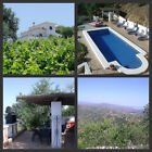 SPANISH HOLIDAY APARTMENT, SLEEPS 4 , POOL TV WiFi GREAT VALUE, AMAZING VIEWS
