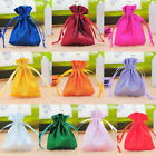 25Pcs 7x9cm Jewelry Packing Pouch Wedding X-mas Favor Gift Bags M3265