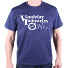 INSPIRED BY SEINFELD T SHIRT - VANDELAY INDUSTRIES CLASSIC CULT TV T SHIRT