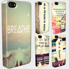 3D INSPIRATIONAL QUOTES Hard Back Phone Case iPhone 4s 5 5S 5C iPod 4th 5th