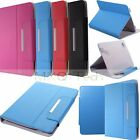 "8"" Universal Leather Stand Case Folio Cover For 8.0 inch Android Tablet PC MID"