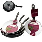 ALUMINIUM FRYING PAN NON STICK CERAMIC COATED FRYPANS KITCHEN COOKING SURFACE