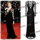 New Sexy Black Lace Formal Evening Party Wedding Prom Gown Women's Bodycon Dress