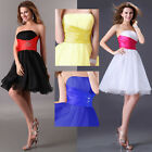 Graduation Cocktail Dress Party Formal Evening Ball Prom Dress Bridesmaids' Gown