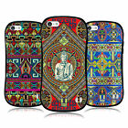 HEAD CASE DESIGNS TIBETAN PATTERN HYBRID TPU BACK CASE FOR APPLE iPHONE 5C