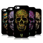 HEAD CASE SKULLS IN ANIMAL PRINTS TPU GEL BACK CASE COVER FOR APPLE iPHONE 5