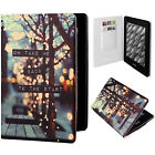 StreetScene PU Leather Folio Case Cover For Amazon Kindle Paperwhite 1 2&3G Wifi