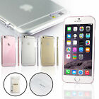 "Clear Crystal Hard Back Case Cover for Apple iPhone 6 4.7"" FREE SCREEN PROTECTOR"