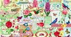 MENAGERIE COLLAGE - MULTICOLOURED - MICHAEL MILLER COTTON FABRIC
