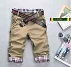 Neuf Charmant homme shorts nouvelle Type Men's pattern shorts fit straight Pants