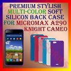 ACM-PREMIUM SOFT COLOR SILICON BACK CASE for MICROMAX A290 KNIGHT CAMEO COVER