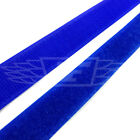 20mm, ROYAL BLUE SEW ON HOOK AND LOOP CRAFT SEWING CLOTHES FABRIC
