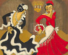 Marsha Hammel CEVILLA DIPTYCH A giclee print VARIOUS SIZES new SEE OUR STORE