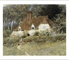 """HELEN ALLINGHAM """"Old Surrey Cottage I"""" BROWSE our shop! various SIZES, BRAND NEW"""