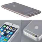 0.3mm Ultra Thin Clear Soft Gel Fitted Case Cover Skin For Apple iPhone 6/6 Plus