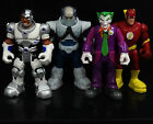 DC Super Friends Hero Cyborg Mr. Freeze The Joker the flah  Fisher Price