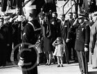 1963 JOHN KENNEDY JR SALUTES FATHER AT FUNERAL PHOTO