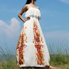 Petite Dress Prom Plus Size White Maxi Party Coast Fancy Beach Sexy Gift For Her