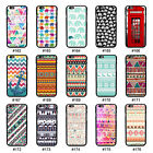 New Lovely Drawing Design TPU Frame Hard Back Case Cover Skin For 4.7'' iPhone 6