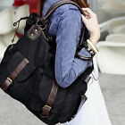 NEW Women Handbag Shoulder Bags Tote Purse PU Leather Rivet Messenger Hobo Bag