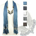 angel wings charms jewelry scarf winter woman scarf 5 colors lot fashion NL1922