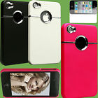 Case Apple iPhone 4S 4 S G Cover BFCK Skin PC Hard Screen