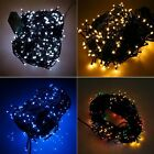 300Led 30M Outside Fairy String Garden Tree Decor Light + UK Plug Mixed Effect